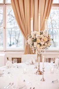 свадебные цветы белые декорация